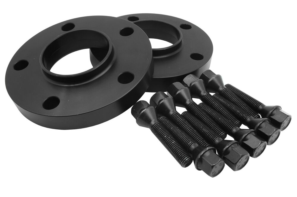 2pc 5x112 hub centric rear wheel spacers kit 15mm thick for Wheel spacers for mercedes benz