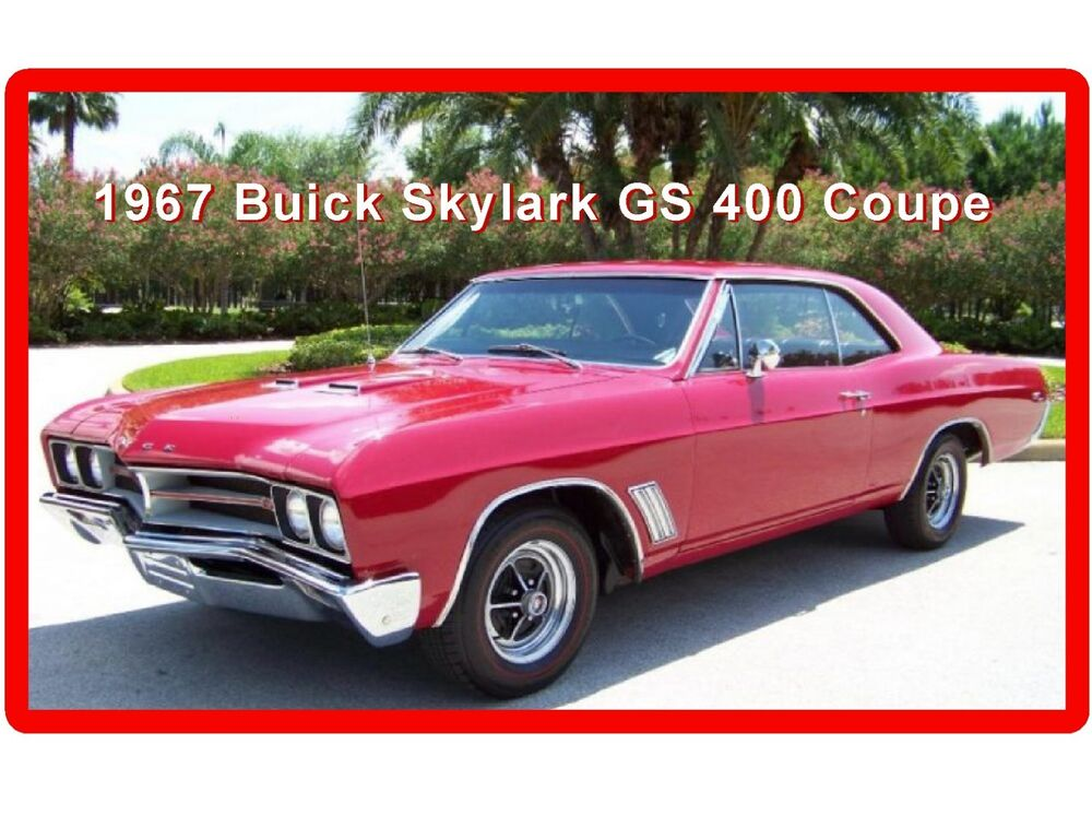 1967 buick skylark gs 400 coupe refrigerator tool box. Black Bedroom Furniture Sets. Home Design Ideas