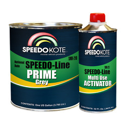 Kyпить Speedokote High Build 2K Urethane Primer Gray Gallon Kit, SMR-210/211-K на еВаy.соm