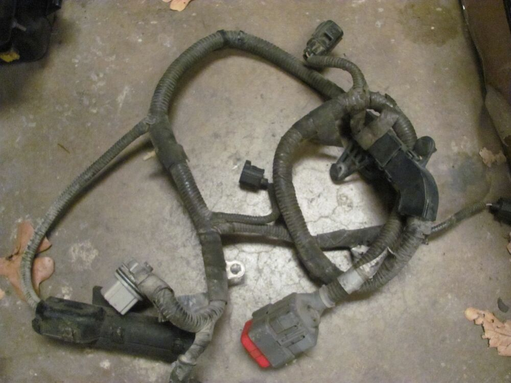 Lincoln Ls 2003 2004 2005 2006 Transmission Wire Harness