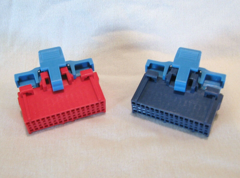 tbi ecm engine computers gm tbi ecm red and blue connector set 16196395 16197427 control modules 93 97
