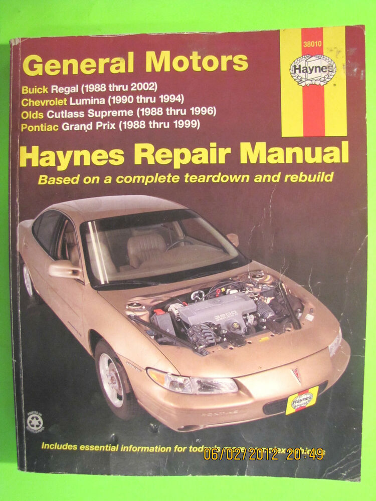 1999 buick regal gs owners manual various owner manual guide u2022 rh justk co 1995 Buick Regal 2004 Buick Regal