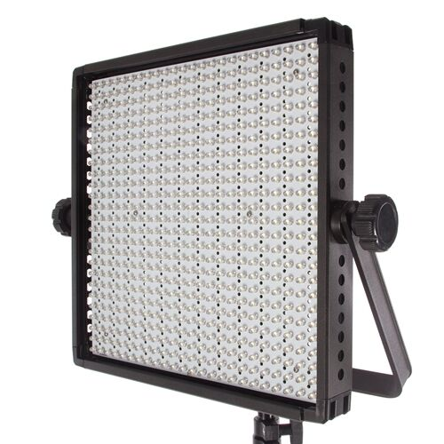 studiopro studio photography bicolor 600 led lighting light panel ebay. Black Bedroom Furniture Sets. Home Design Ideas