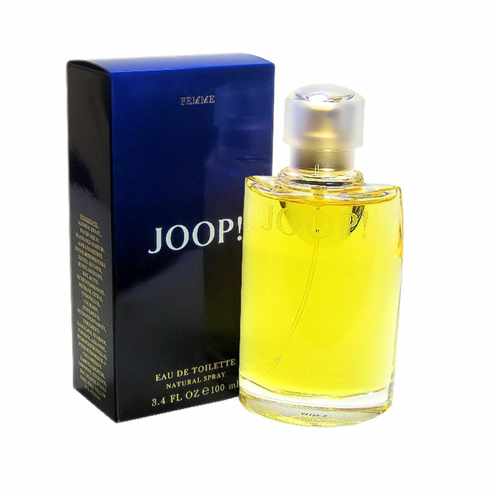 joop femme 3 4 oz 100 ml women edt eau de toilette perfume new in box 3414206000059 ebay. Black Bedroom Furniture Sets. Home Design Ideas