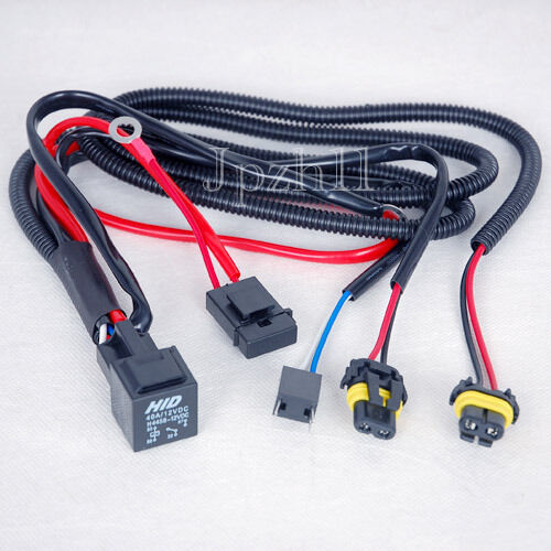 car hid xenon headlight h7 h7r bulbs relay fuse wire. Black Bedroom Furniture Sets. Home Design Ideas