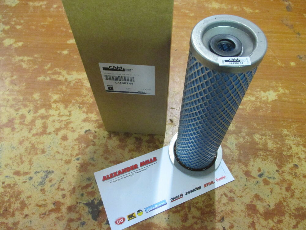 Agricultural Air Filters For Tractors : Case ih tractor genuine air filter inner