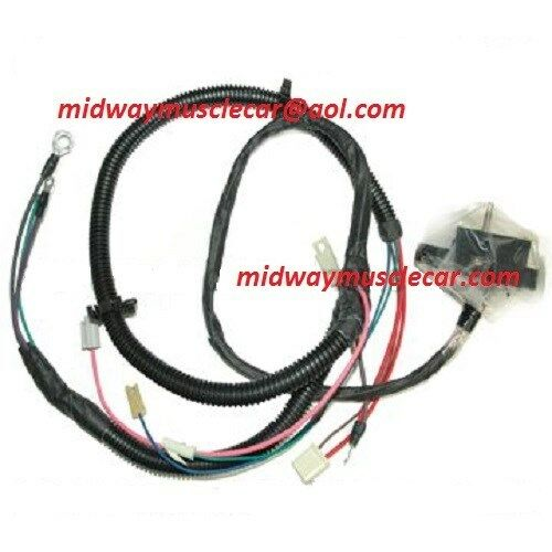 custom wiring harness for ford v6 ecoboost band wiring harness for 79 #9