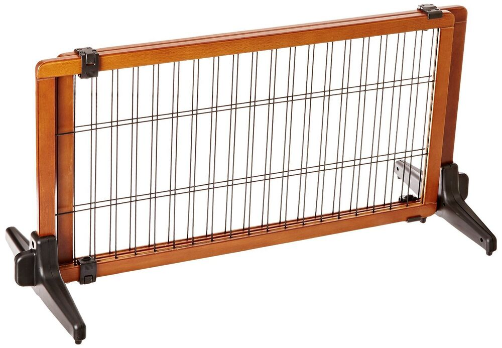 Carlson Pet Products 2 In 1 Extra Wide Free Standing Pet