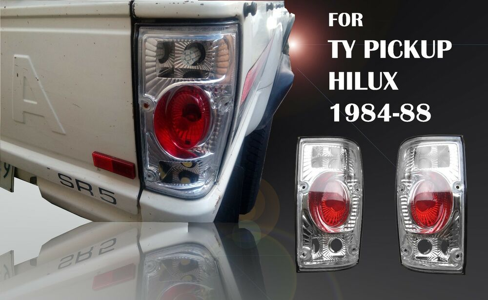 Toyota Hilux Mk2 Rn45 Rn55 Pickup Tail Light Rear Lamp