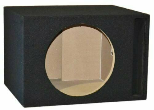 Single 10 vented subwoofer enclosure large ported 1 for L ported speaker box