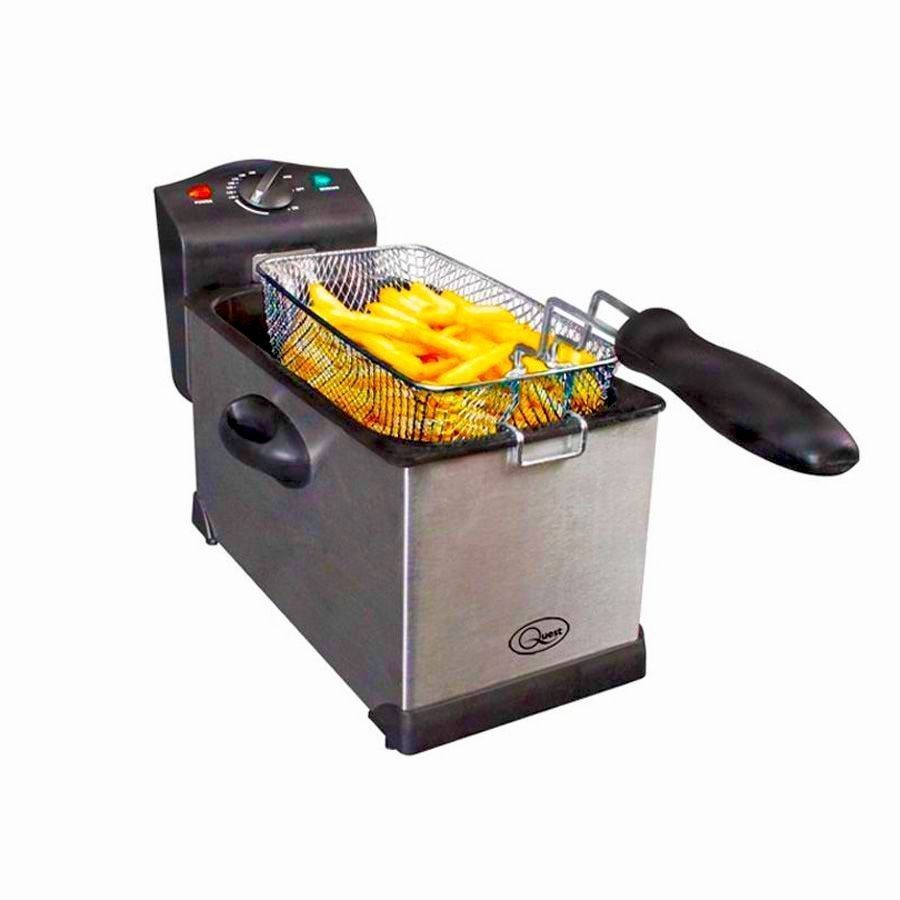 Small Kitchen Basket Fryer