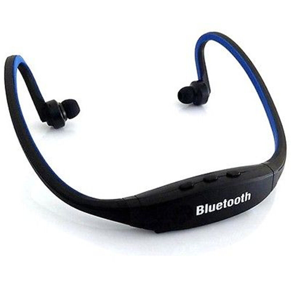 Bluetooth Headset K10 Wireless Earpiece Headphones With: Wireless Bluetooth Headset Sport Stereo Headset Earphone