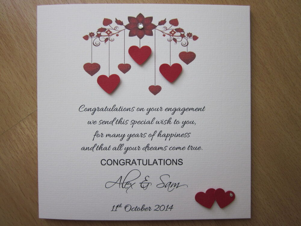 Engagement Cards and Stationeries | eBay
