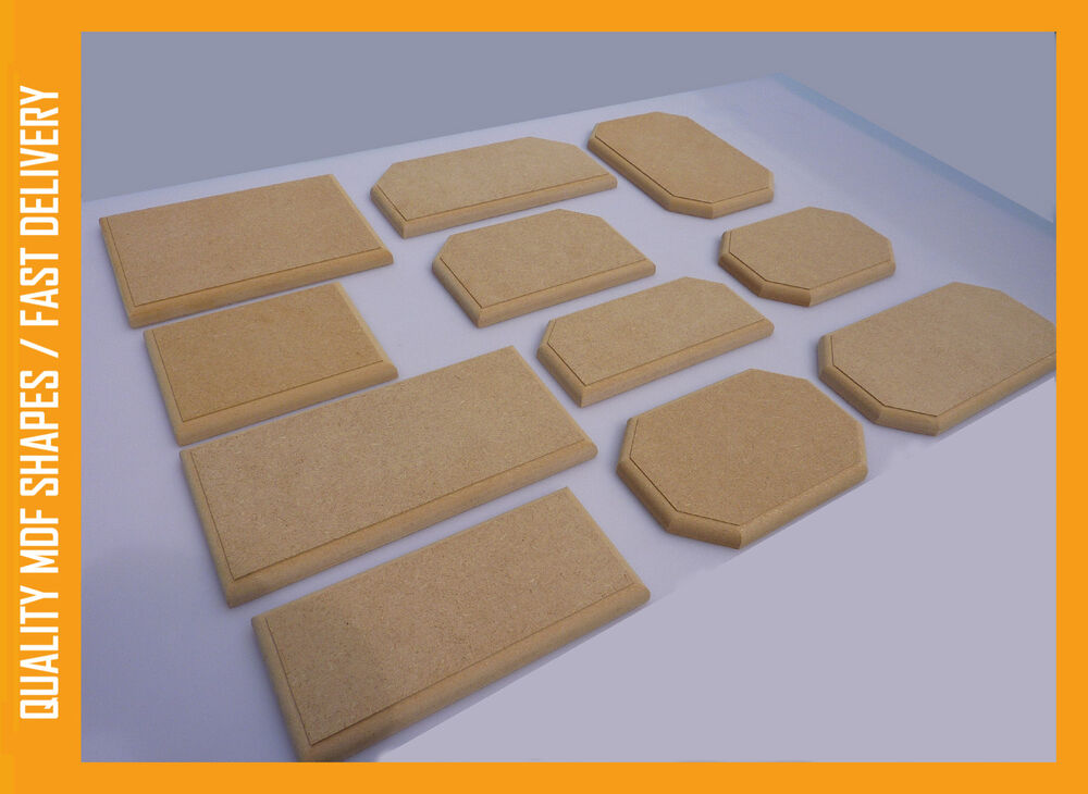 Mdf Wooden Craft Shapes Blanks Plaques Shield Templates