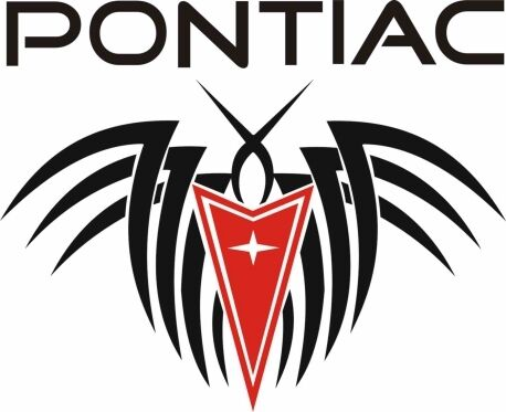 Custom Pontiac Tribal Decal Free Shipping Ebay