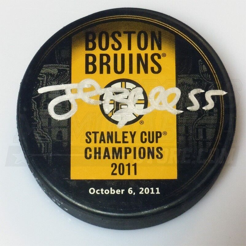 Johnny Boychuk Boston Bruins Signed Stanley Cup Champions