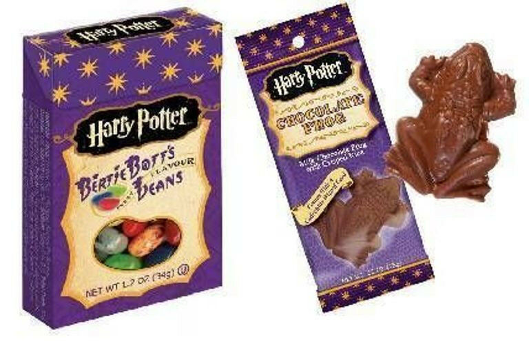 harry potter chocolate - photo #12