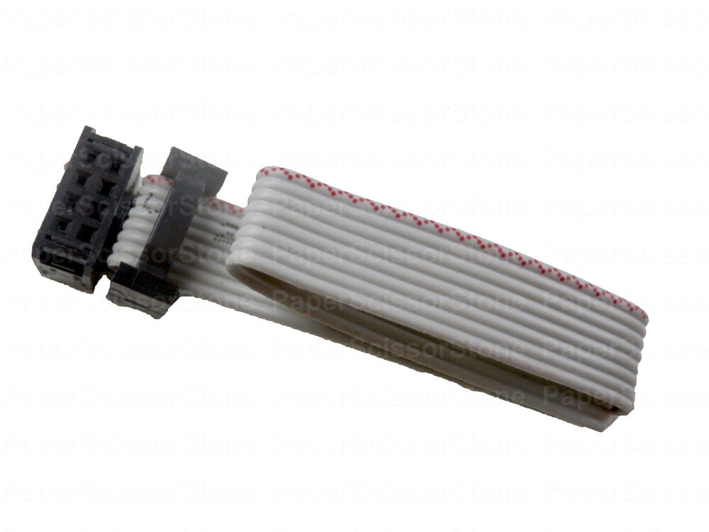 8 Pin Ribbon Cable Connector : Pcs pin to ft mmpitch awg idc flat ribbon