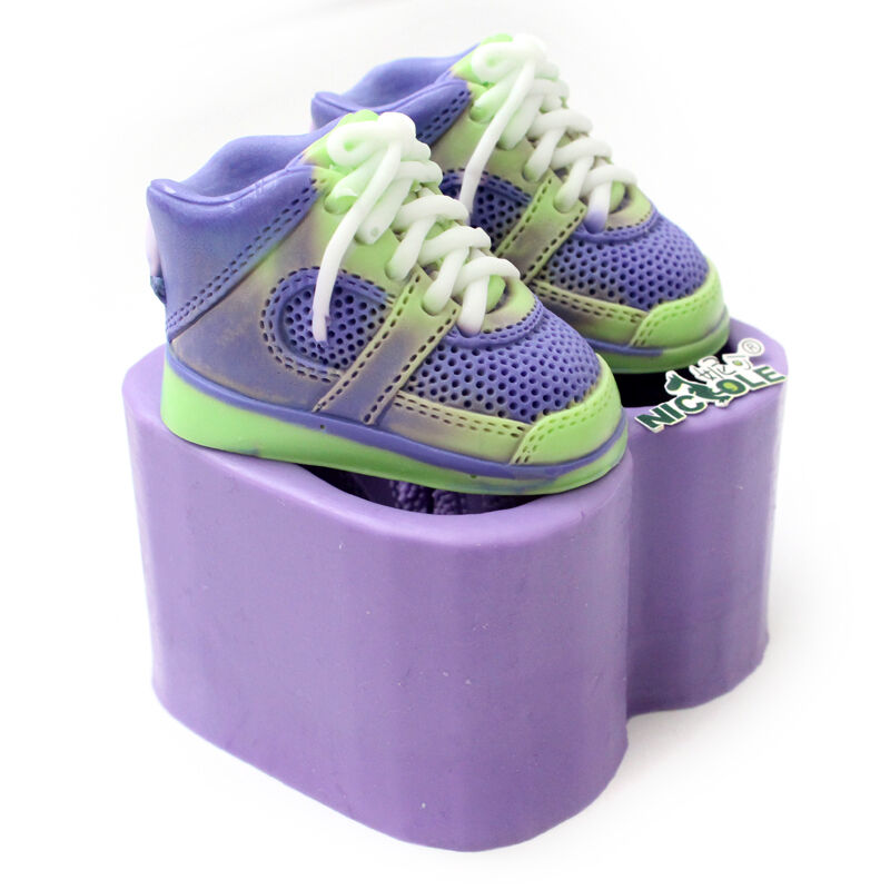 Baby Shoes Soap Molds