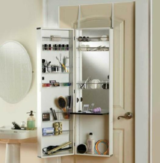 Simple To Da Loos Above The Door Bathroom Storage Solutions