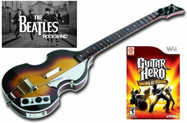 Guitar Hero World Tour Guitar Dongle