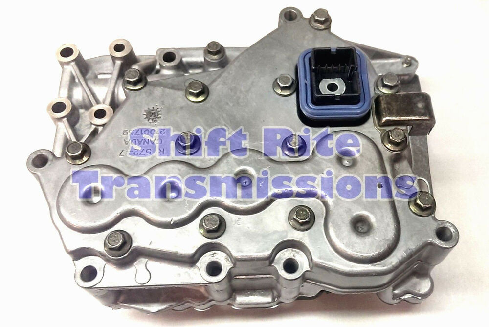 Taat Saturn Valve Body Remanufactured Sonnax Updated