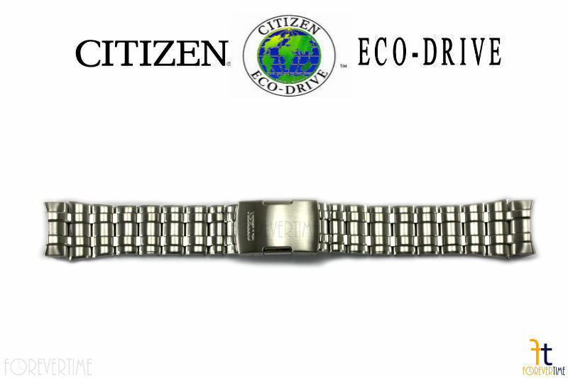 how to adjust watch band citizen