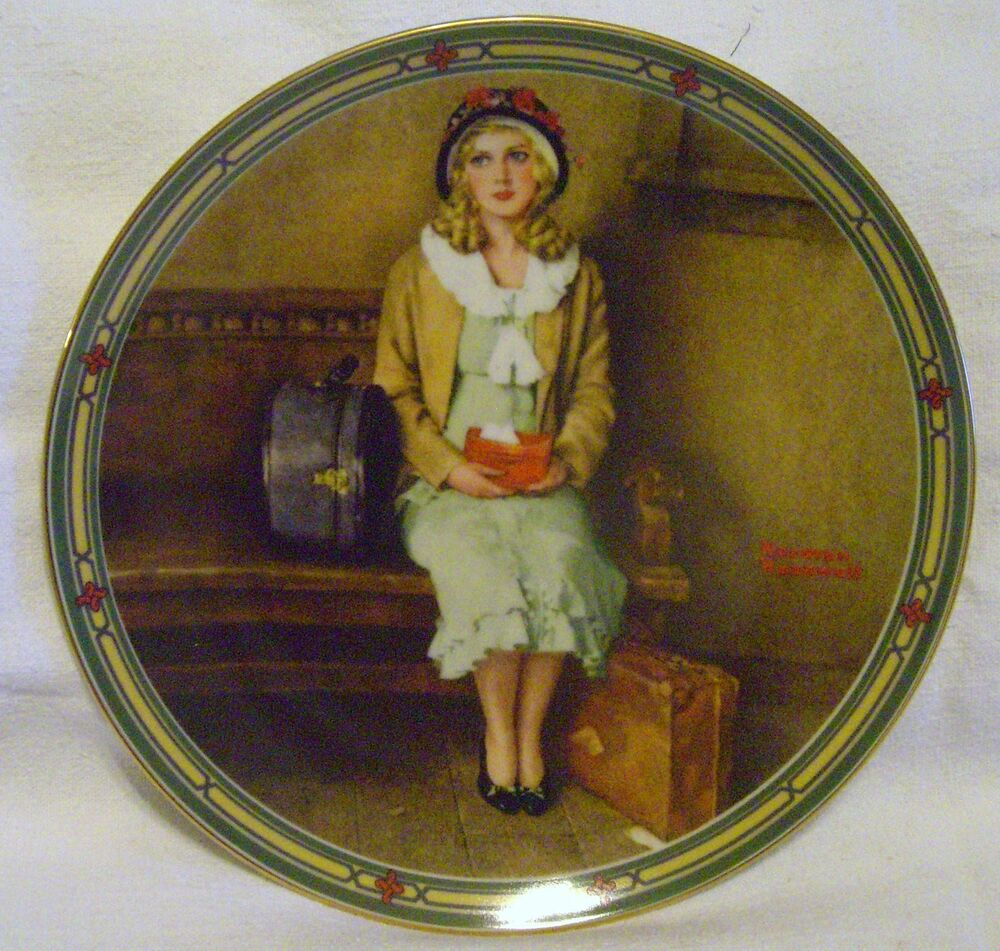 norman rockwell and the american dream This academy award-winning short subject is a rare look into the life and work of american artist norman rockwell he was an artist known for taking simple, common scenes and adding to them.