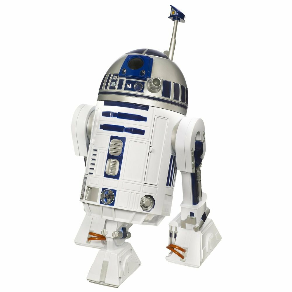 Star Wars Droids Toys : New star wars r d action packed interactive astromech