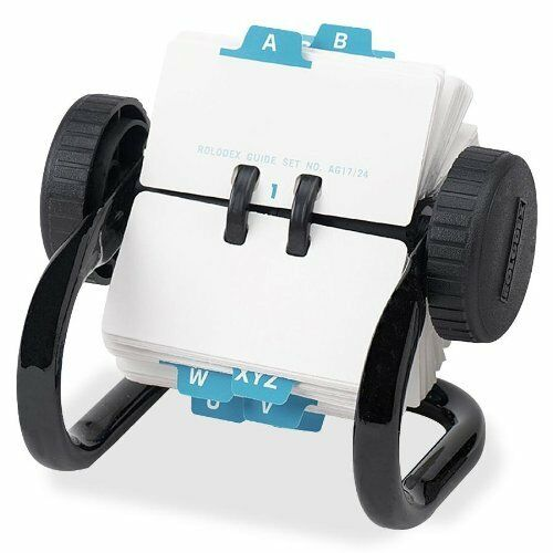 Rolodex 66700 Rolodex Open Rotary Card File 250 1 3 4 X 3
