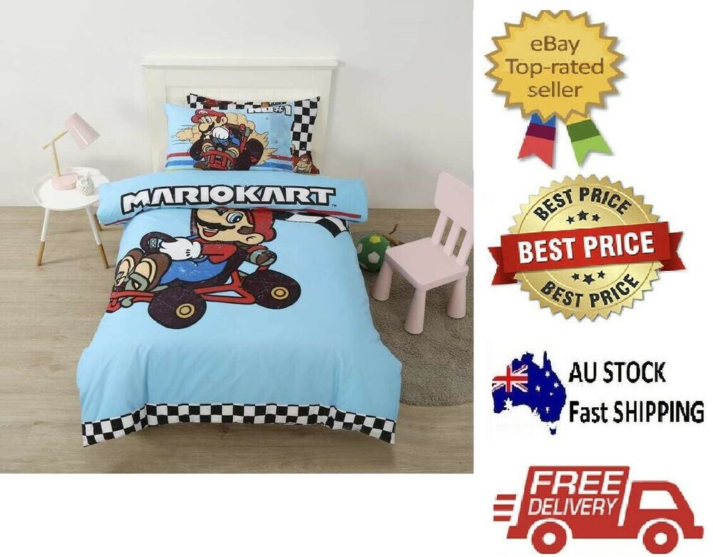 double bed quilt cover set disney pixar cars licensed boys 12122 | s l1000