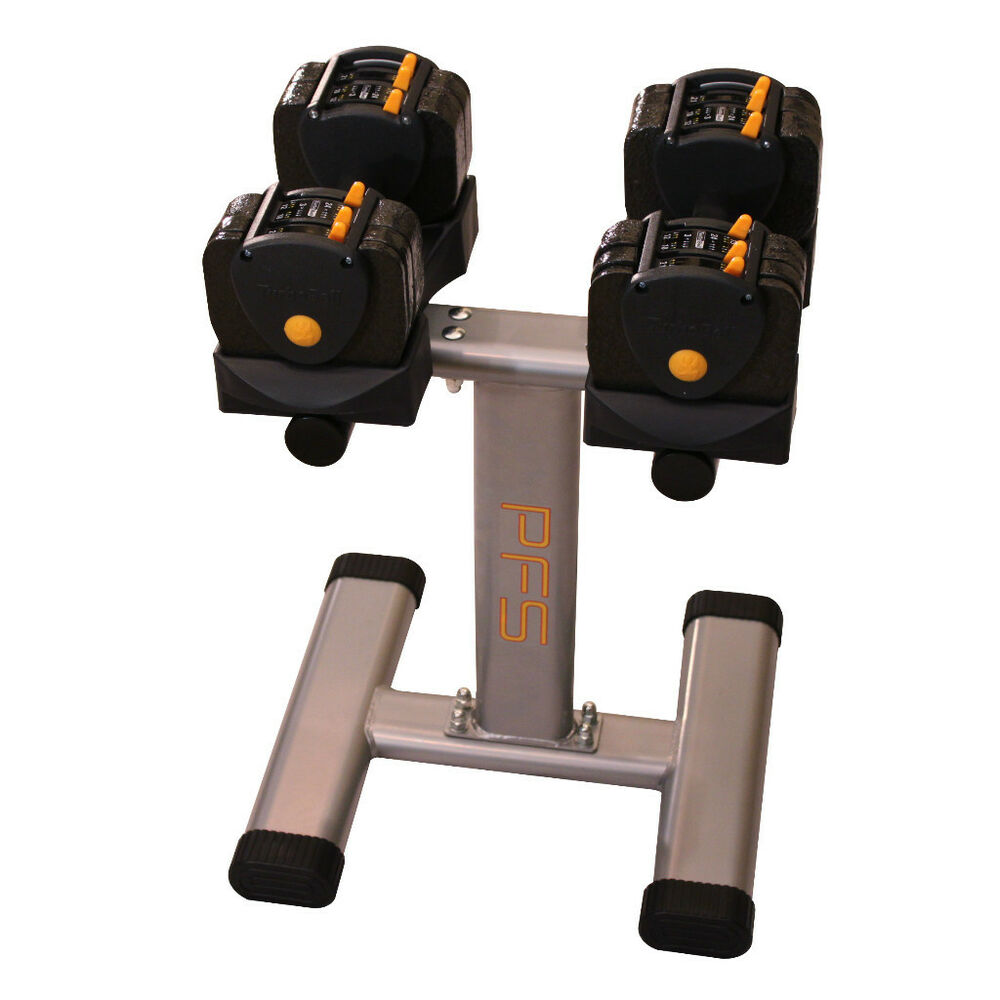 Dumbbell: Adjustable Dumbbell Weight Set & Stand