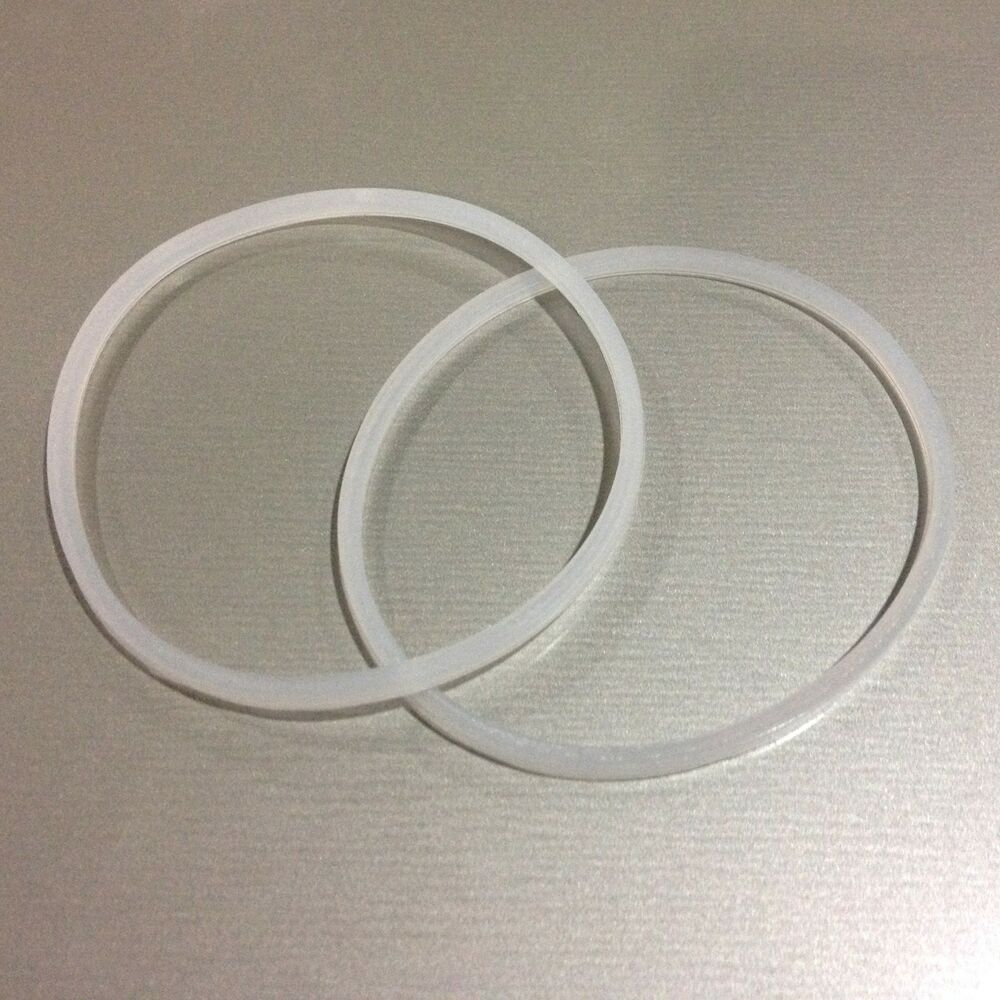 New Lot Of 2 Replacement Gaskets For Ninja Blender