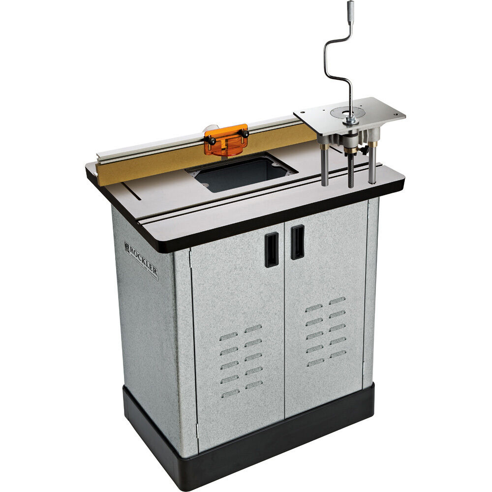 Bench Dog 174 Cast Iron Router Table Pro Router Lift Pro