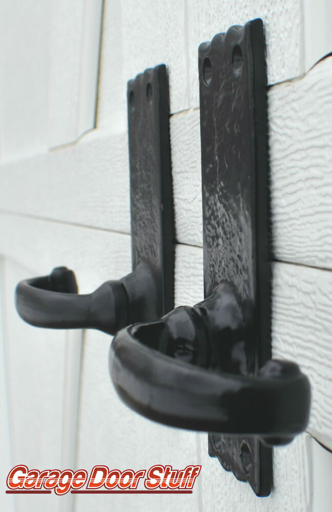 Garage Door Decorative Handle Set Ebay