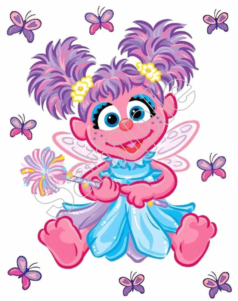 It's just a graphic of Crazy Abby Cadabby Images