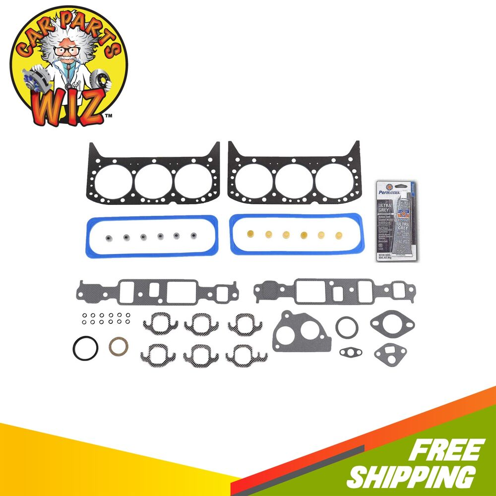 1996 Gmc Safari Cargo Head Gasket: Head Gasket Set Fits 87-92 Chevrolet G30 GMC S15
