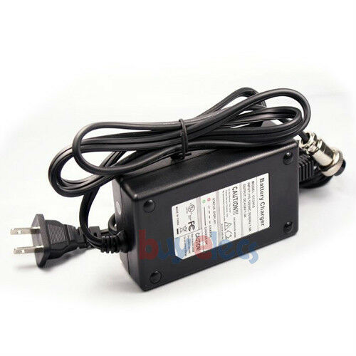 Scooter Battery Charger Electric For Razor E100 E200 E300