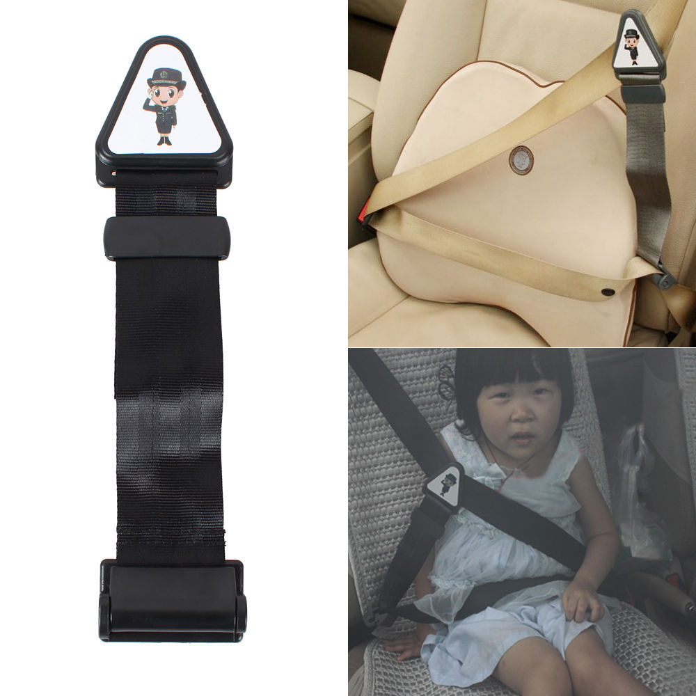 how to put a car seat buckle on
