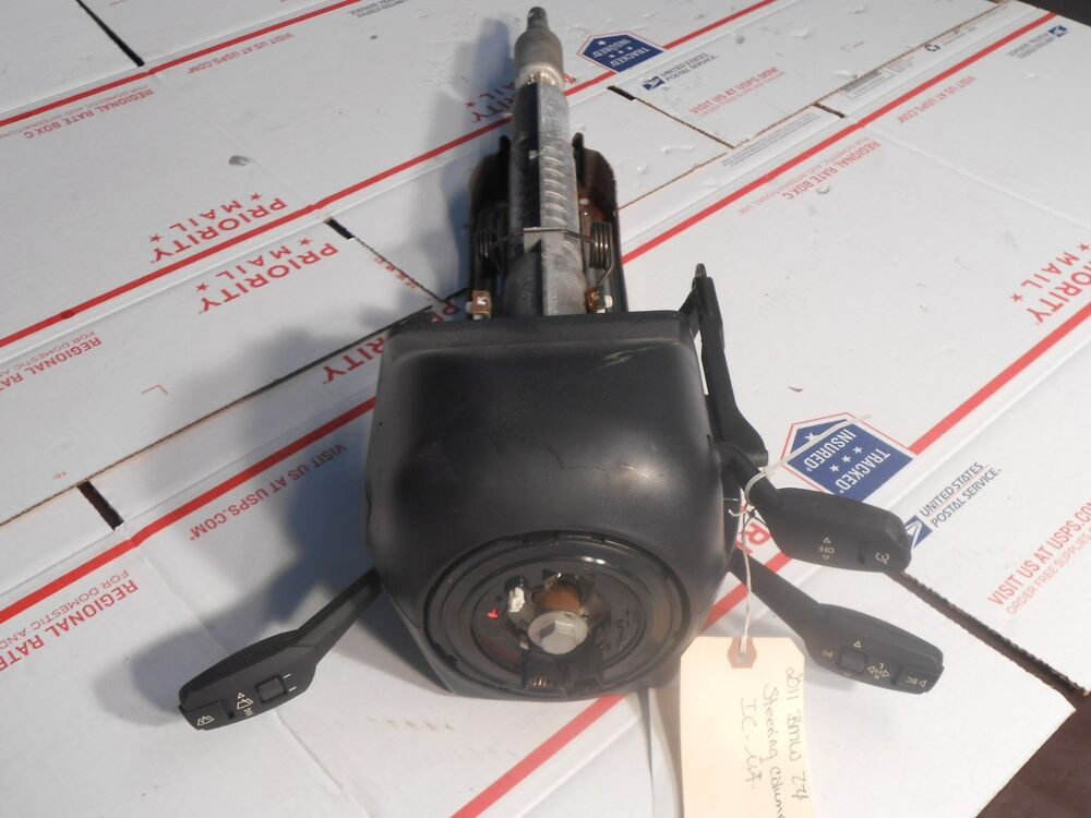 2011 Bmw Z4 Steering Column Nh1202 Ebay
