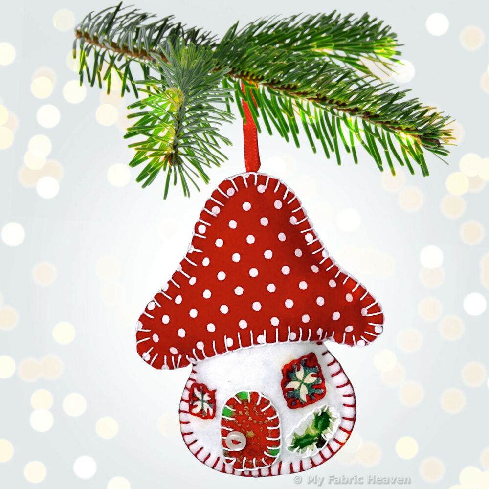 Paper Craft Christmas Decorations
