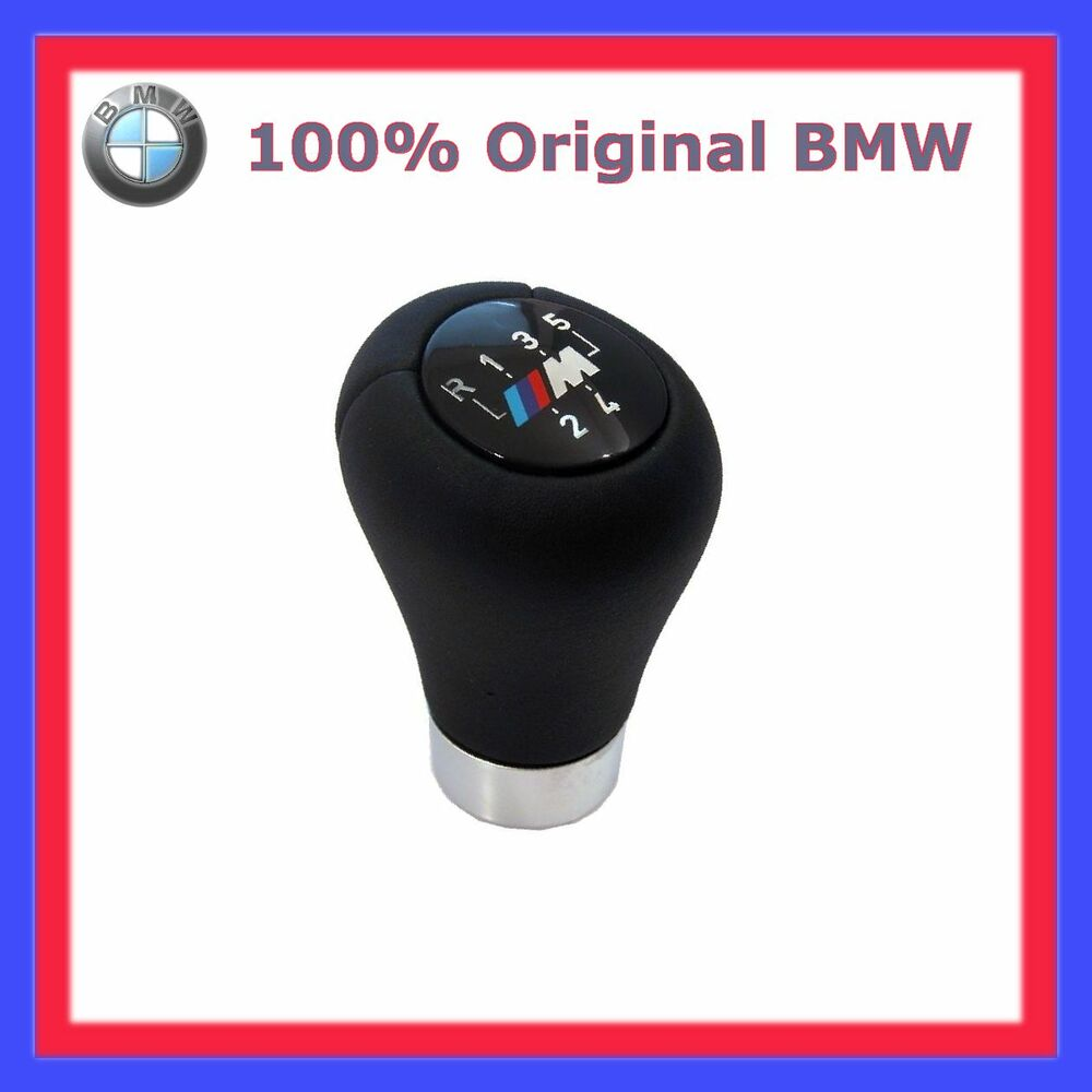 original bmw m logo pommeau 5 vitesses short shift motorsport 3er e46 ebay. Black Bedroom Furniture Sets. Home Design Ideas