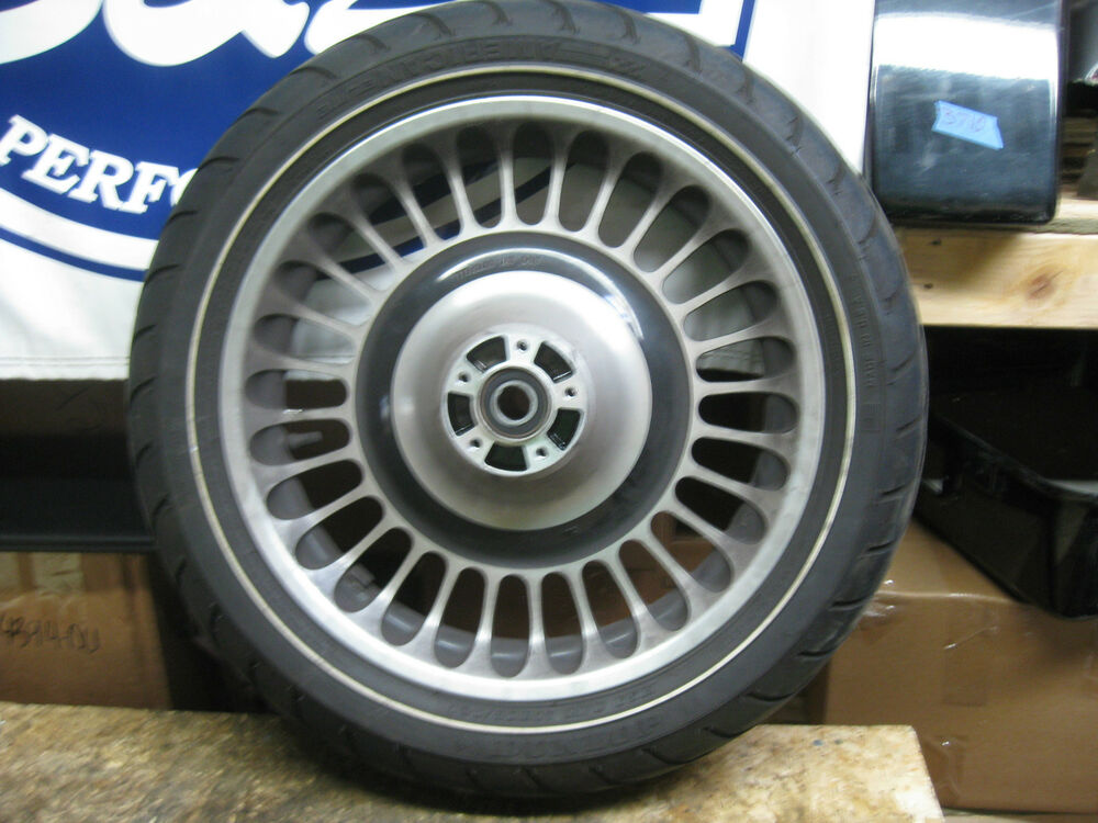 Harley davidson oem 2008 later touring rim and tire ebay for Ebay motors wheels and tires