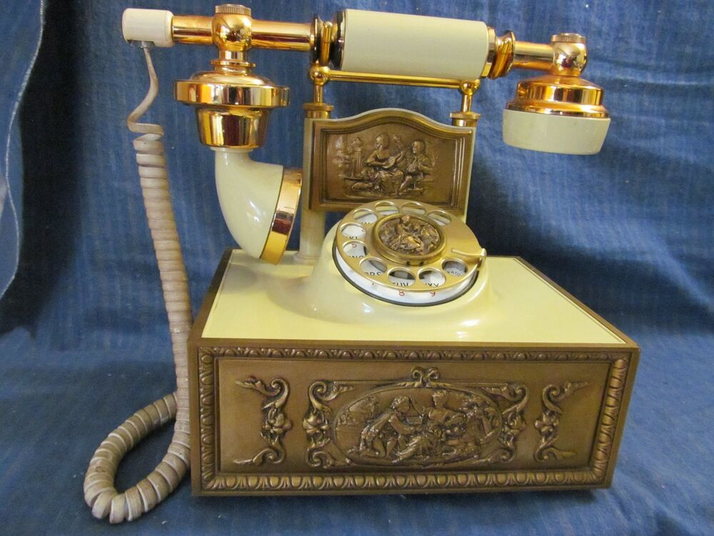 vintage french phones wiring - photo #4
