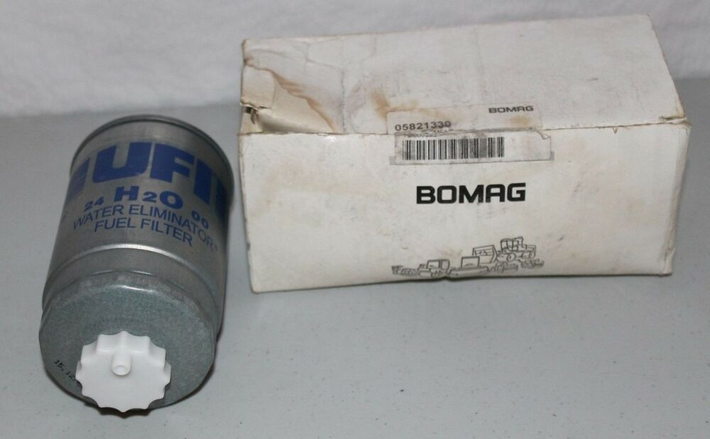 Bomag 05821330 Fuel Filter Water Eliminator Bw120ad4