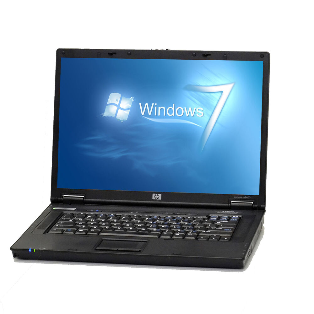 HP Laptop Computer PC Notebook Windows 7 4GB Ram 160GB HDD