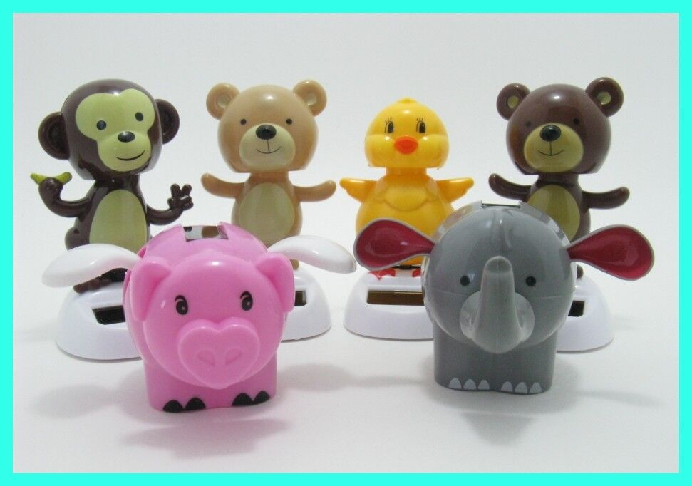 Mini Solar Animals | Powered by the sun! | CoolThings Australia