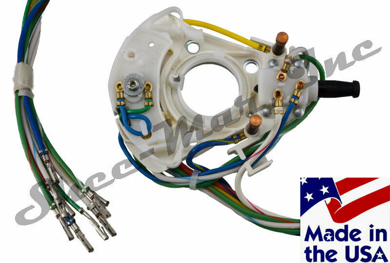 Commercial Tilt And Turn Signals : Sm f turn signal switch mustang cougar falcon full size w