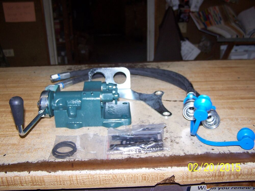 Tractor Hydraulic Remote : Ford  auxilary