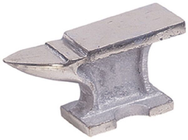 Single horn anvil